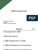ARM Architecture