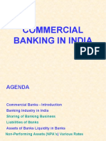 Commercial Banking in India - I
