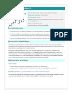 Fuerzas intermoleculares (I)