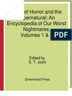 10018037 Encyclopedia of Our Worst Nightmares