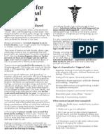 Trauma First Aid Fact Sheet12-08