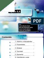 Nylon 66, Presentacion