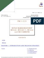 FM 322 9 Rifle Marksmanship