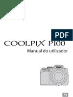 Nikon Coolpix P100 Manual Portugues