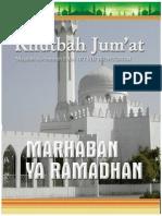 Khutbah Jum at 07 VII 1423H 2003M