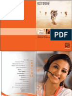 BangLaLink Annual Report 2009