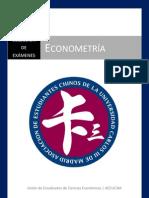 Colección de Exámenes de Econometría