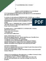 Articulos Del Colera