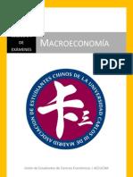 Colección de Exámenes de Macroeconomía