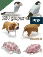 280 Paper Animal