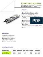 SFP(FT-901-M-LC30)_DataSheet_ver_1_2