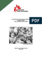 10 Years for The Rohingya Refugees in Bangladesh