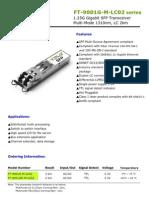 SFP(FT-9001G-M-LC02)_DataSheet_ver_1.1