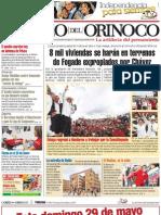 Correo del Orinoco 624. 29 de mayo 2011