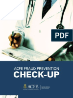 Fraud Prev Checkup IA