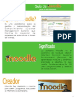 Manual Moodle Profesorado Web