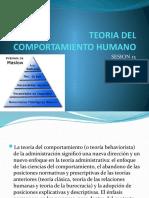 Teoria Del Comport a Mien To Humano
