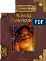 D&D 3.5 Player's Handbook II