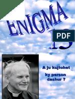 Enigma # 13