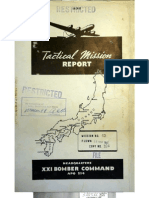 21st Bomber Command Tactical Mission Report 43