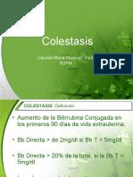 ColestasisCLAUDIA