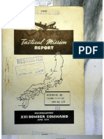 21st Bomber Command Tactical Mission Report 45