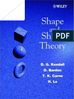 Shape and Shape Theory