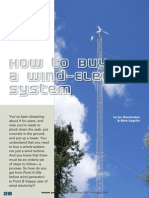 How to Buy a Wind-Electric System