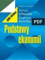 Podstawy_Ekonomii___R._Milewski_E._Kwiatkowski