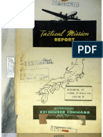 21st Bomber Command Tactical Mission Report 49
