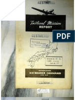 21st Bomber Command Tactical Mission Report 60, 61