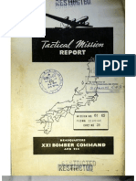 21st Bomber Command Tactical Mission Report 64, 65