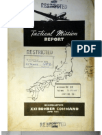21st Bomber Command Tactical Mission Report 67