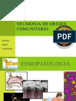 Neumonia de Origen Comunitario