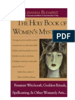 The Holy Book of Women's Mysteries