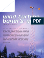 Wind Turbine Buyer's Guide