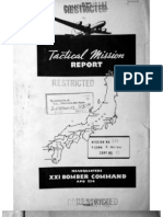 21st Bomber Command Tactical Mission Report 146