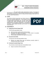 (10) EDGM-4 Project Design Procedures