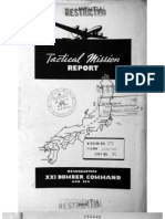 21st Bomber Command Tactical Mission Report 172