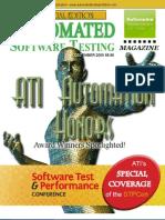 AutomatedSoftwareTestingMagazine_December2009