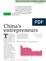 Chinese Entreprenuers