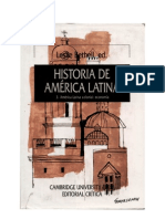Leslie Bethell - Historia de America Latina - Tomo 3