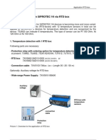 Application RTD-Box TR600 2010-03 En