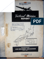 21st Bomber Command Tactical Mission Report 183