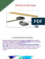 Sistema Metrica Decimal 2lm