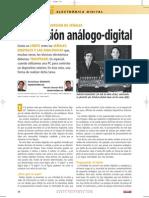 Electronic A Digital - Conversion Digital Analogica
