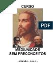 - Curso Mediunidade Sem Preconceito - Capa + Indice
