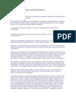 MECANISMOS DE DEFENSA PULMONAR Y PATOLOGÍAS RELACIONADAS