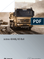 Actros 4144K 45 8x4