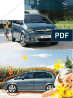 Katalog Opel Meriva 975-PL